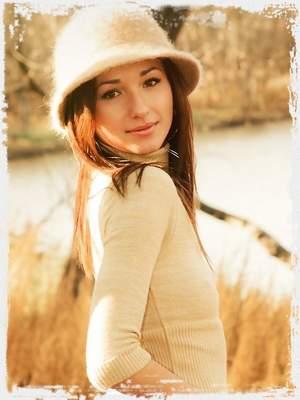 Sienna in Autumn