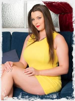 Toni T In The Yellow Dress